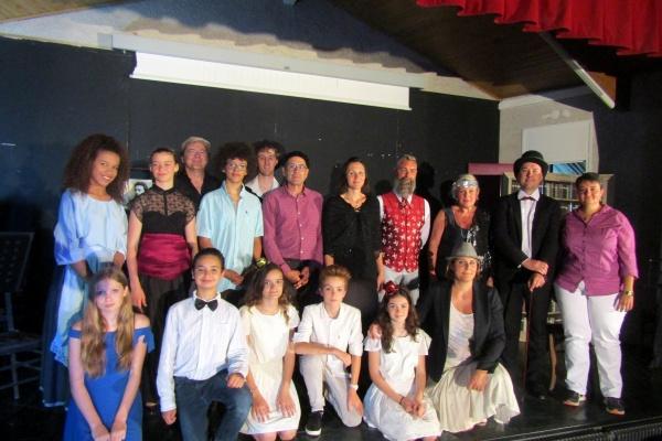 MJC Atelier théâtre